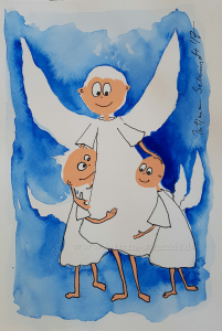 Engel vom 25. Januar
